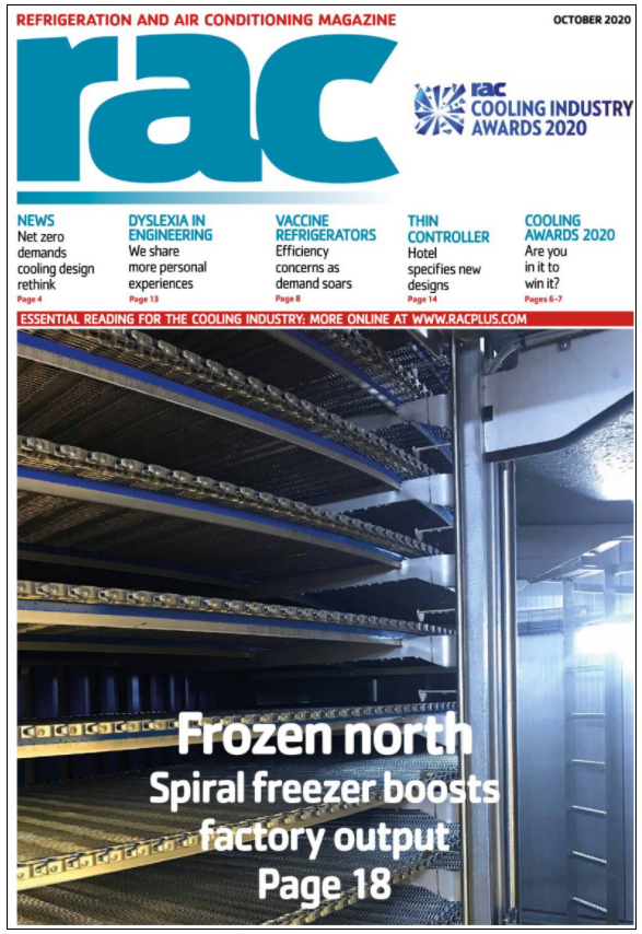 October U2019s Digital Edition Of Rac Magazine Is Now Online