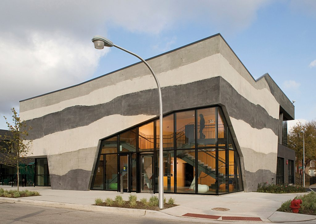 Lavezzorio Community Center By Studio Gang Architects Chicago Usa Architectural Review