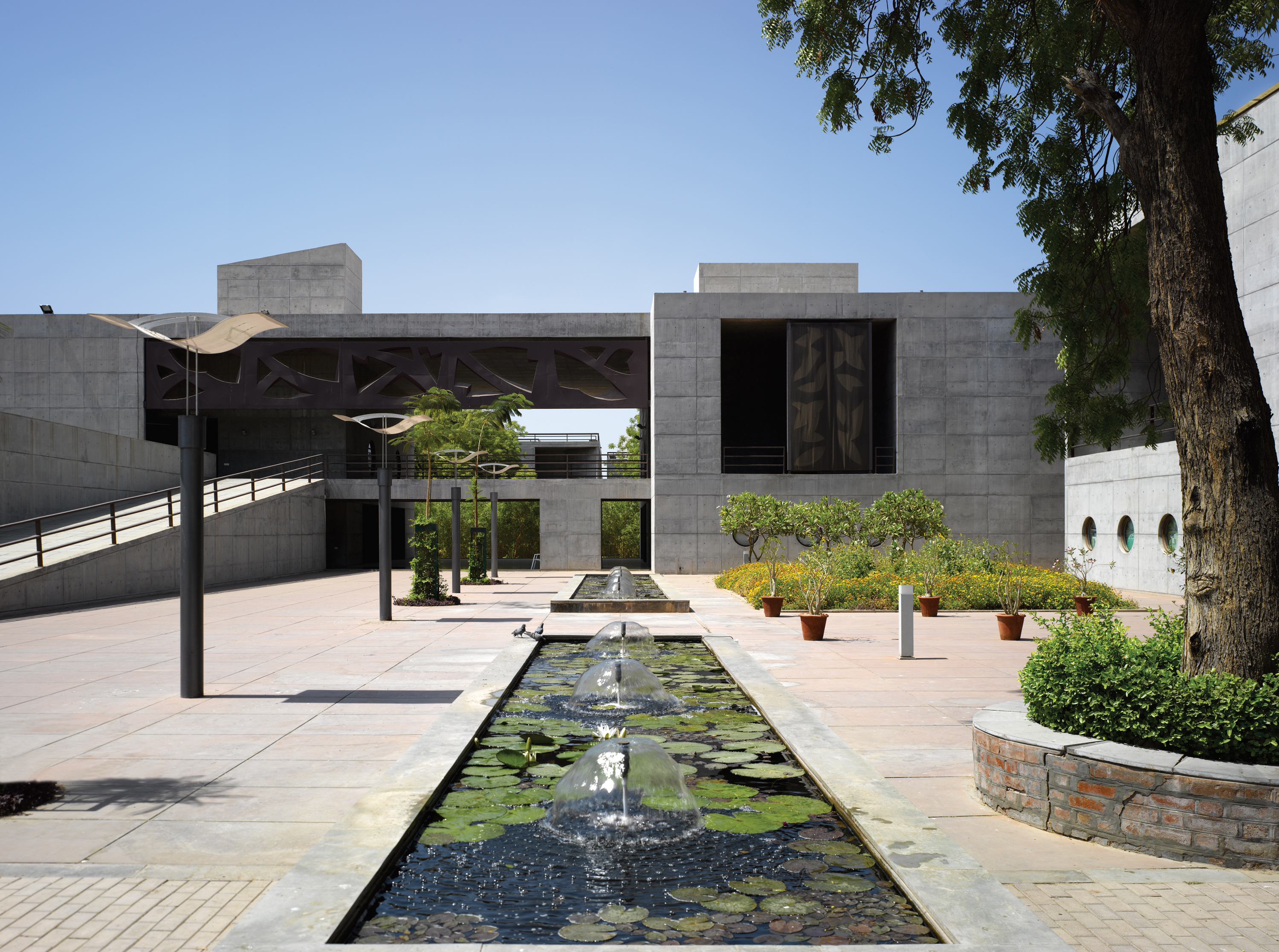Indian Institute Of Management By Hcp Design Ahmedabad India Architectural Review