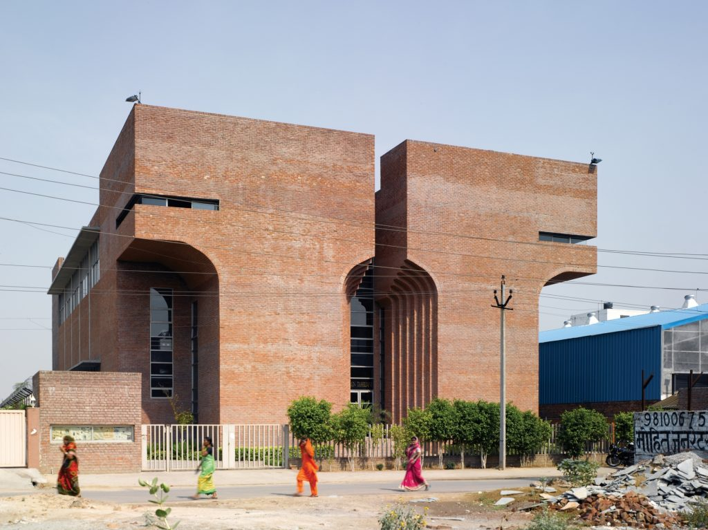 Tahiliani Design Headquarters By Spa Design Gurgaon Delhi India Architectural Review