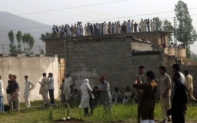 Abbottabad Pakistan The Presence Of Bin Laden S Hideout Creates A Dilemma For Pakistan Architectural Review