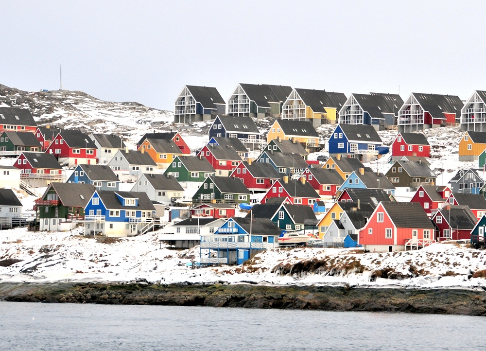 View From Nuuk, Greenland - Architectural Review