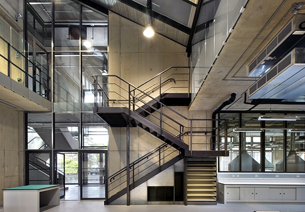 London Schools Part One Royal College Of Art By Haworth Tompkins Architectural Review