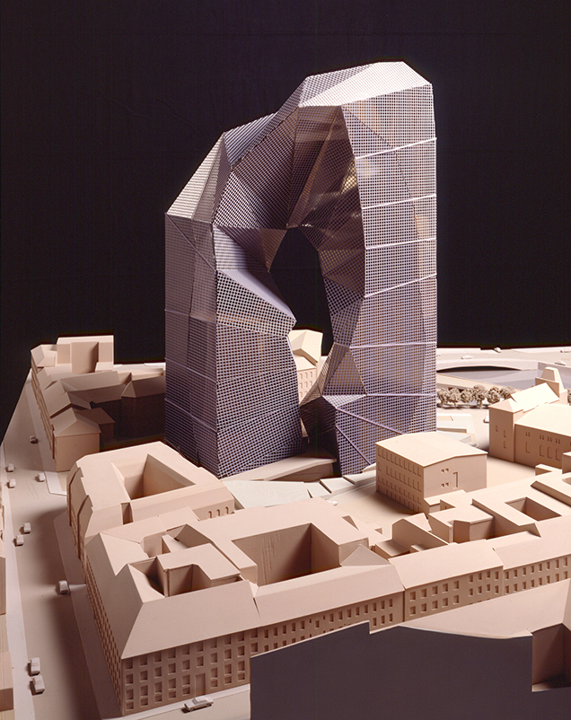 Interview Peter Eisenman Architectural Review