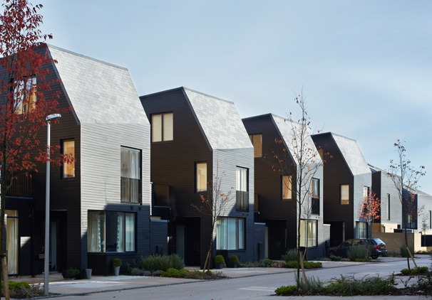Housing Newhall Essex By Alison Brooks Architects Architectural Review
