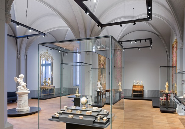 House Of Holland The Rijksmuseum Amsterdam The Netherlands By Cruz Y Ortiz Architectural Review