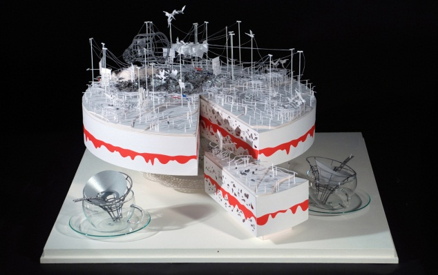 Architects Do It With Models The History Of Architecture In 16 Models Architectural Review
