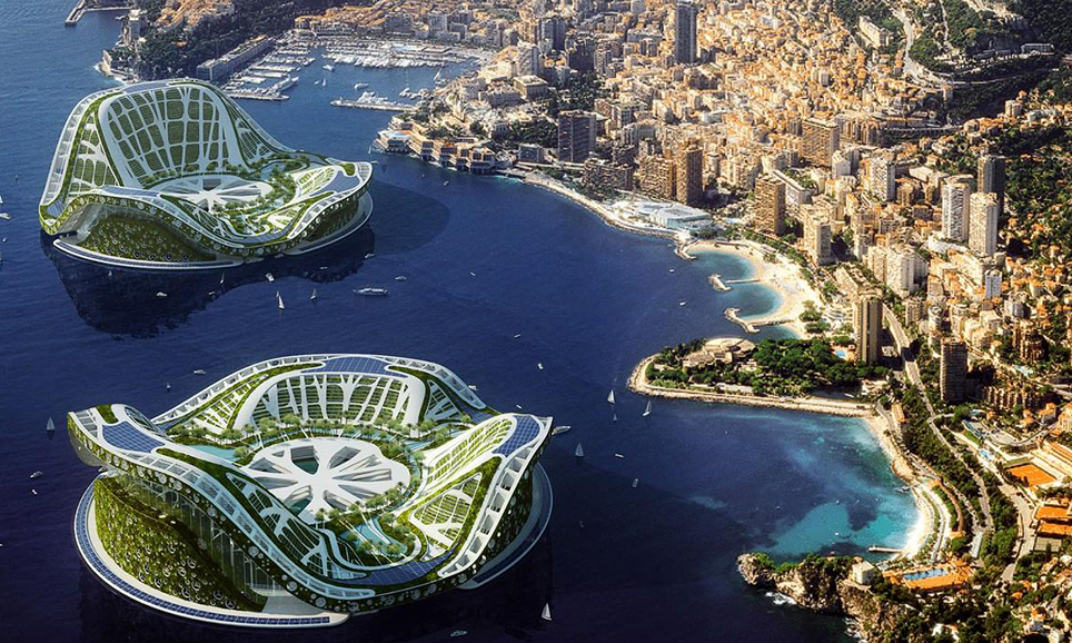 Water World: Is the Future Floating? - Architectural Review