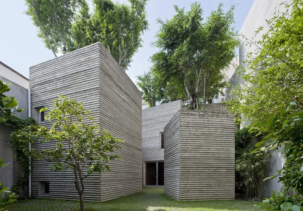 House For Trees In Vietnam By Vo Trong Nghia Architects Architectural Review