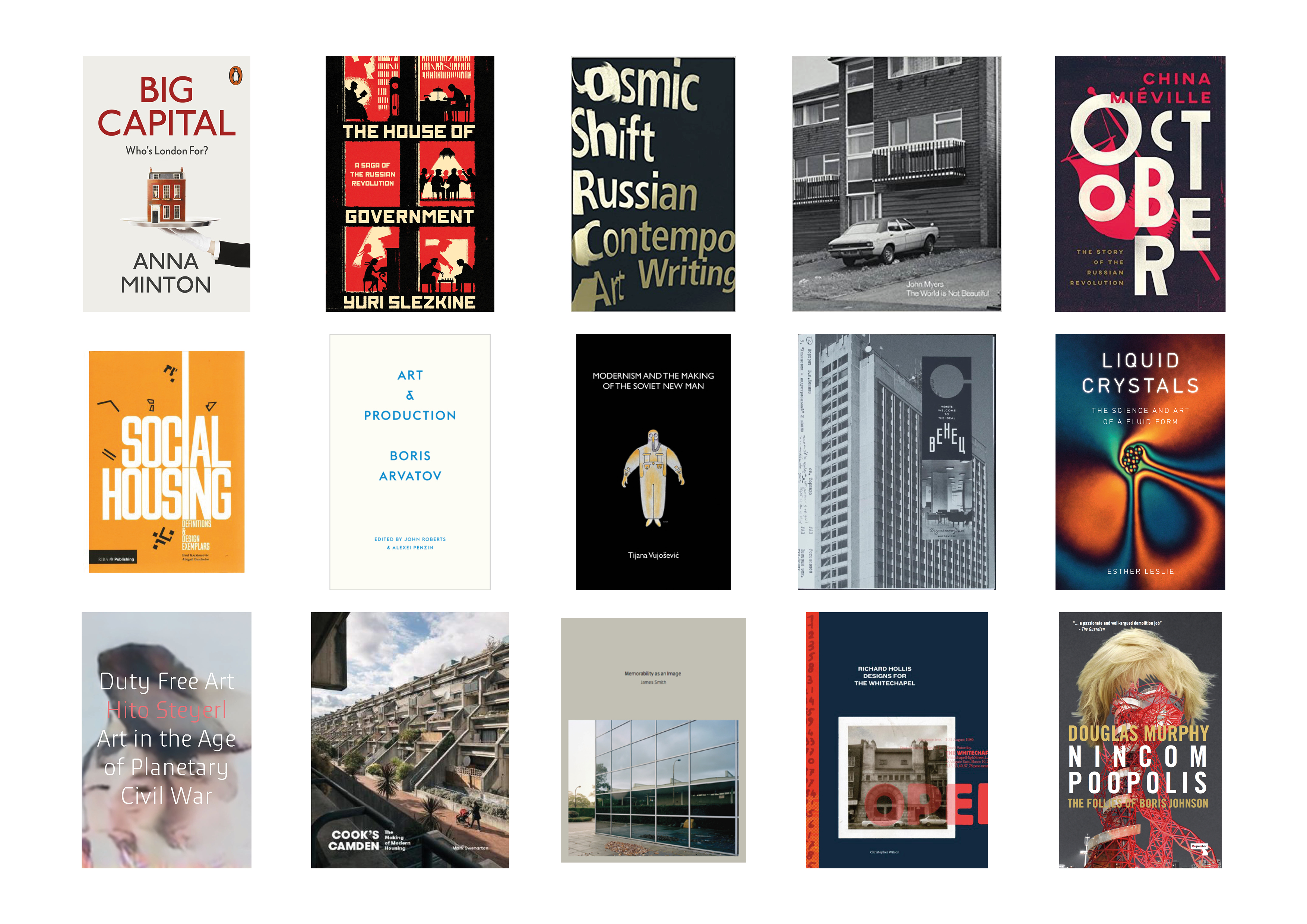 Owen Hatherley S Best Books Of 2017 Architectural Review