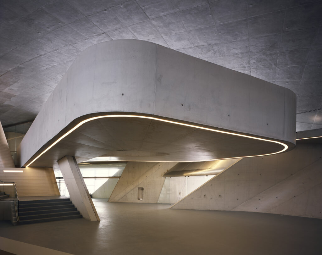 Cruise Terminal In Salerno Italy By Zaha Hadid Architects Architectural Review