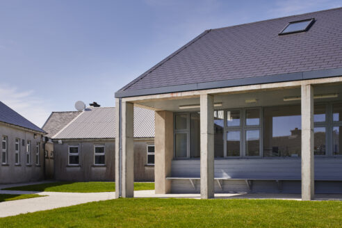 School | Buildings | Architectural Review