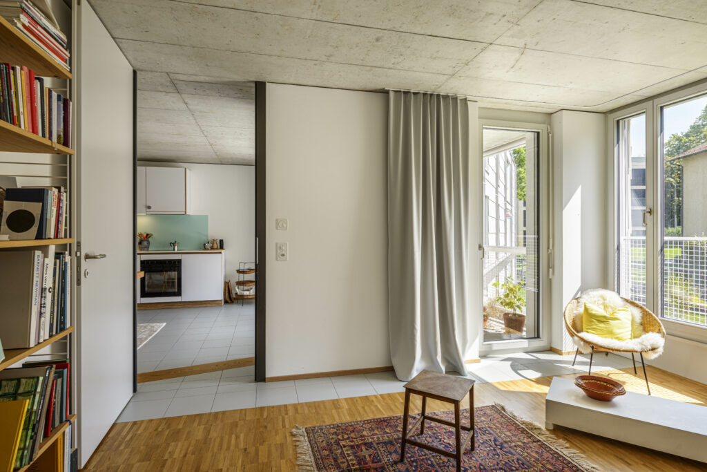 Communal Luxury Social Housing Zurich Switzerland By Lutjens Padmanabhan Architectural Review
