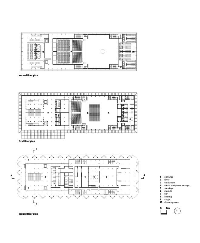 Come To Light Teatro Biobío In Concepción Chile By Smiljan Radić Architectural Review
