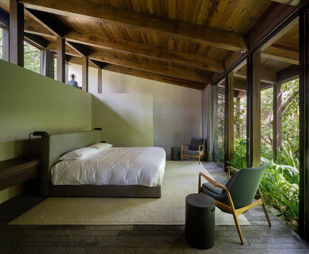 Casa Avandaro In Valle De Bravo By Manuel Cervantes Estudio Architectural Review