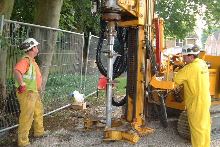 DFI publishes new helical pile foundation design guide - Ground