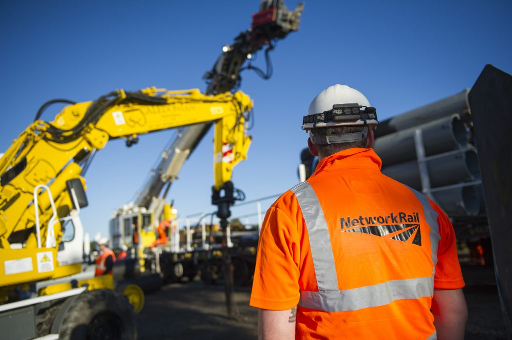 Network Rail reveals construction risk overhaul   Ground ...