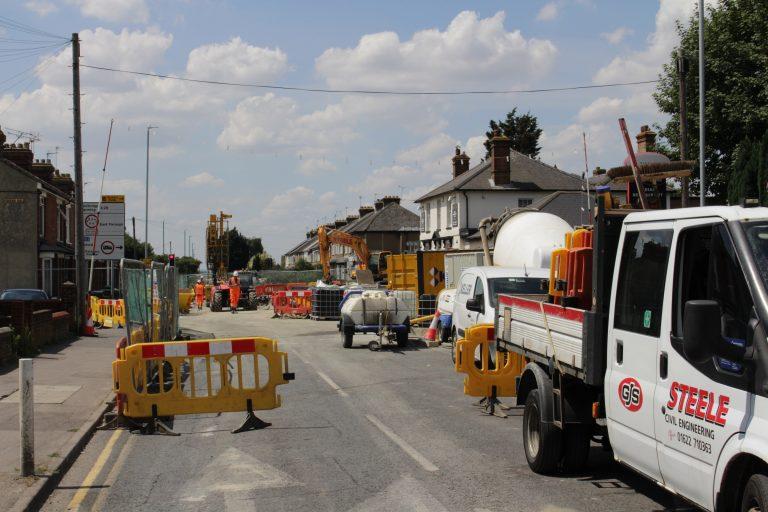 Keller starts work on A26 sinkhole stabilisation - Ground Engineering