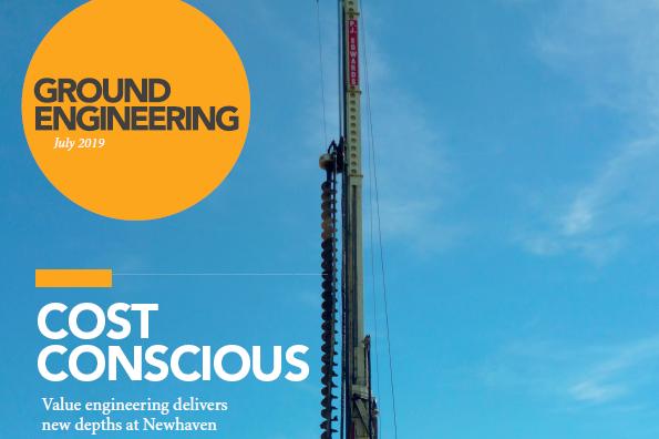 Ground Engineering - Ground Engineering site