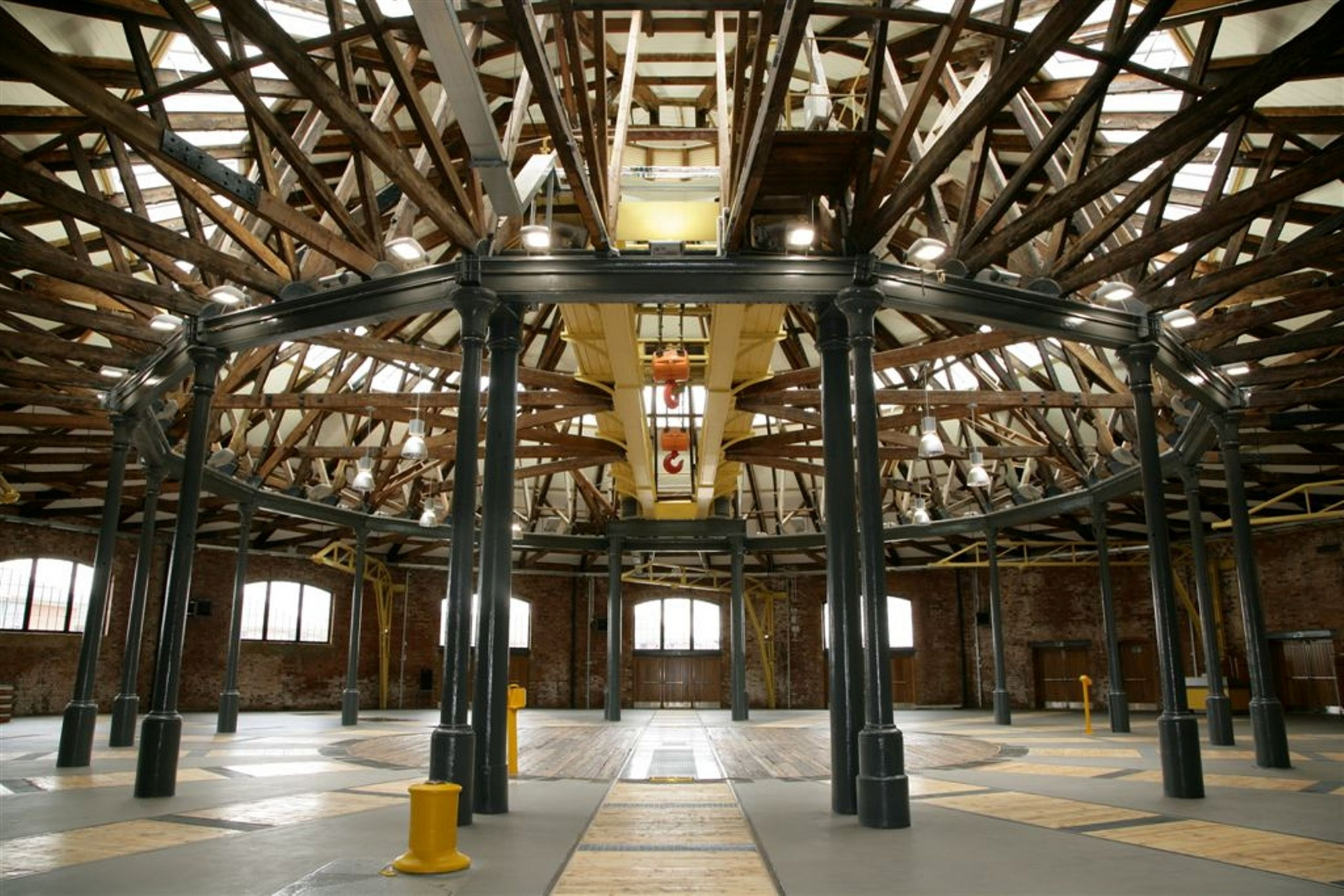 Roundhouse revival - Construction News
