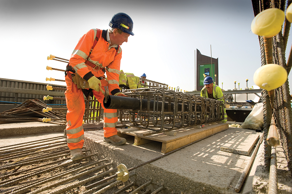 Ferrovial hires Goldman Sachs to sell Amey - Construction News
