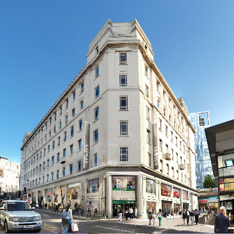 Liverpool Lewis's Building contractor set for liquidation