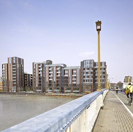 Fulham £250m riverside scheme gets green light - Construction News