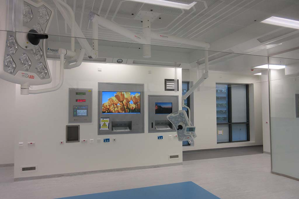 Wrightington Hospital's £18m extension delivers step ...