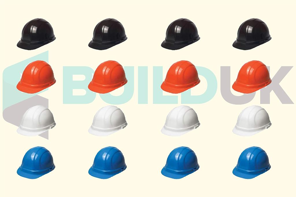 d00ce06fcbe1f Spot the supervisor: Build UK colour codes safety helmets