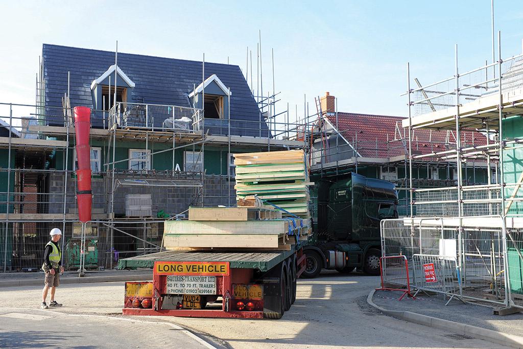 Housebuilder picked for £1bn east London regen