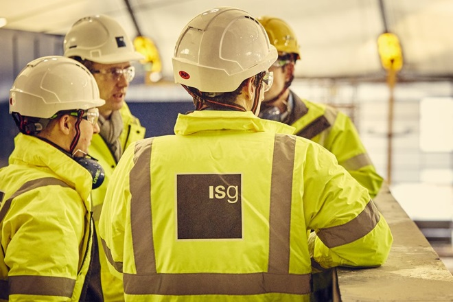 ISG owner joins its client's board