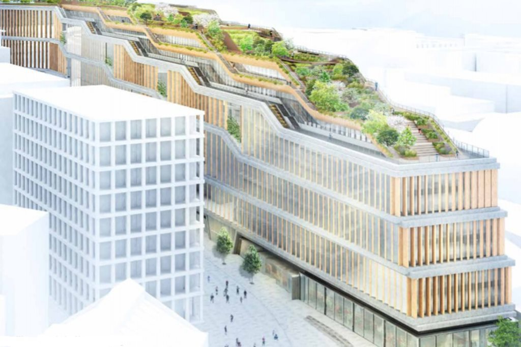 Google's King's Cross HQ set for approval - Construction News