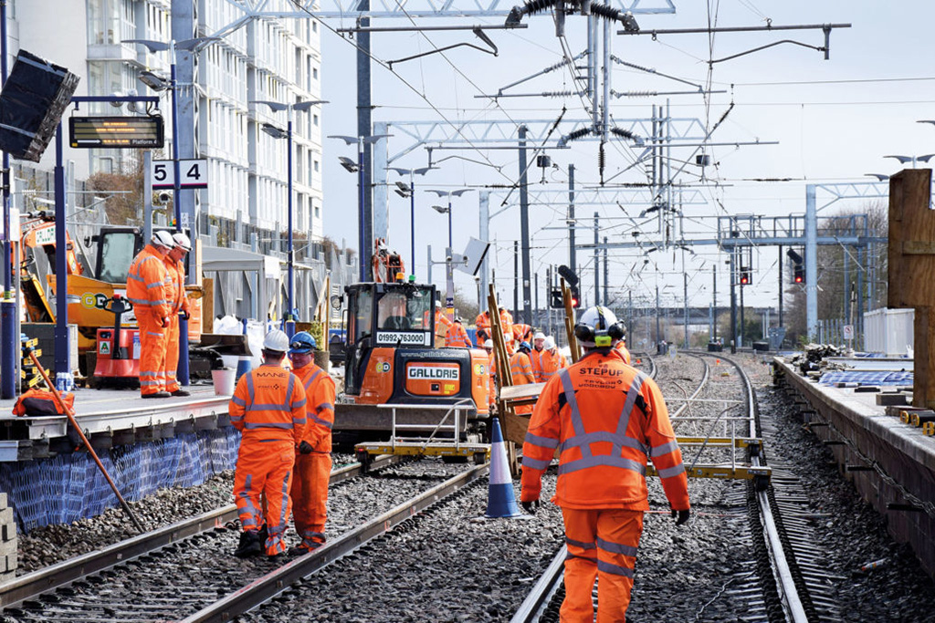 Network Rail: Five projects to watch - Construction News