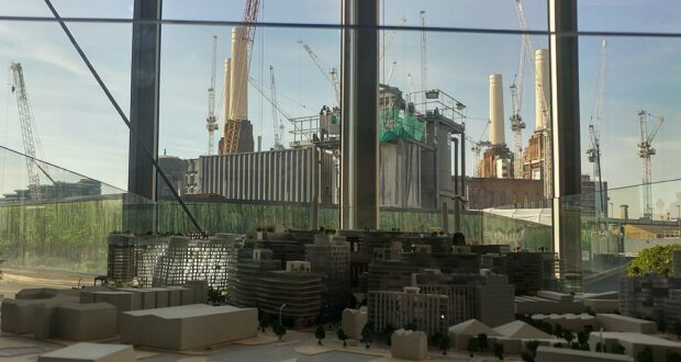 Battersea Power Station: 'Don't do ordinary' - Construction News