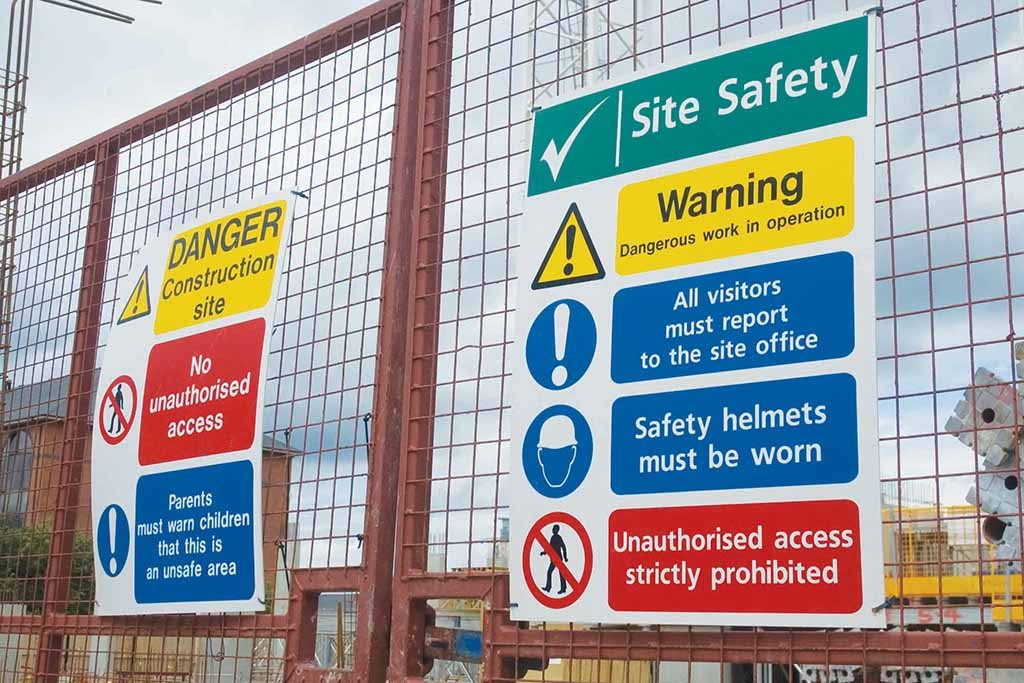 Who's in charge of health and safety? - Construction News