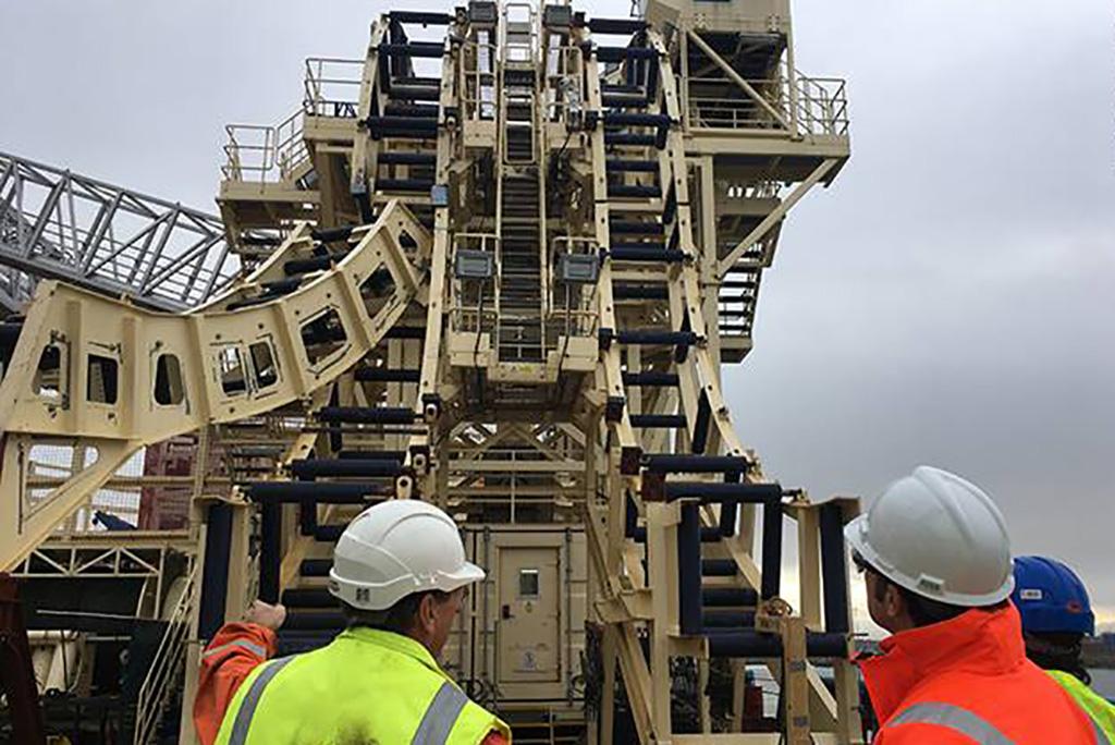 Bidding starts for £360m interconnector deals - Construction