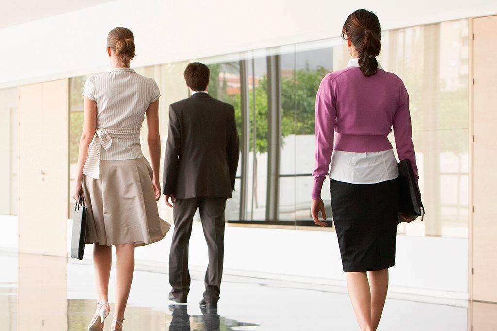 Gender pay gap: Women still paid a third less at top 10