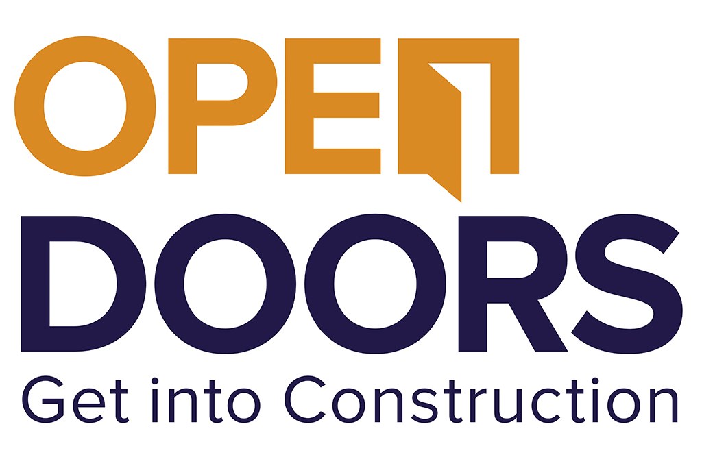 Image result for open doors logo