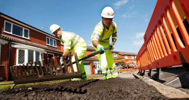 Ferrovial looking to sell Amey 'in separate deal' - Construction News