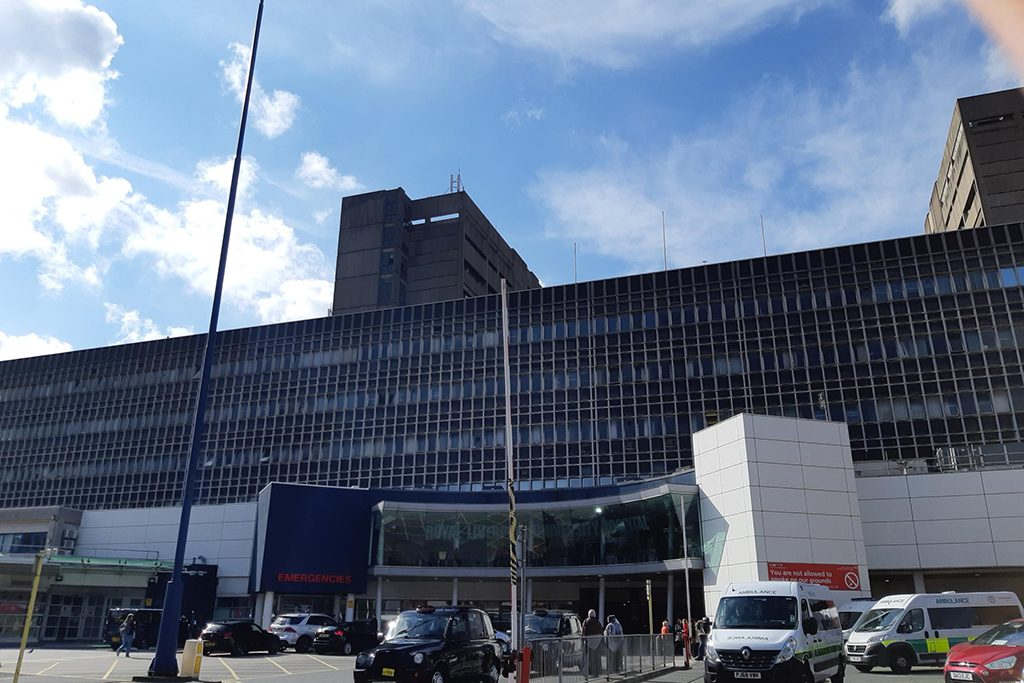 Royal Revival Laing O Rourke Gives The Royal Liverpool Hospital Its Remedial Surgery Construction News