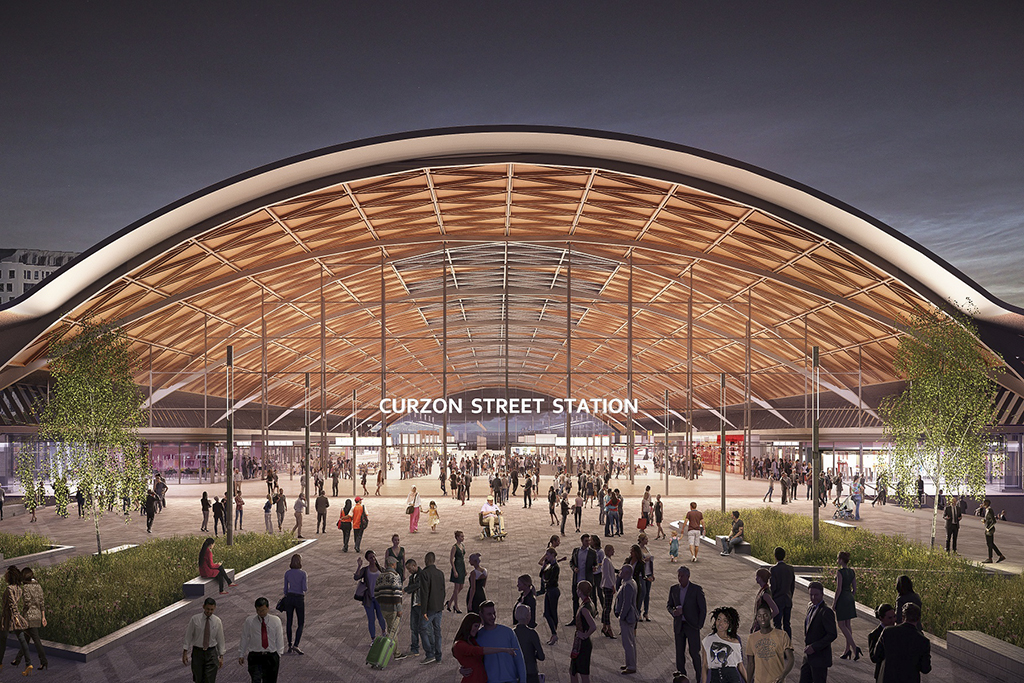HS2 launches search for new land and property director