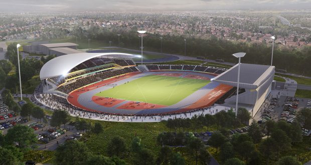 2020 Commonwealth Games.Commonwealth Games Contractors To Be Appointed In Early 2020