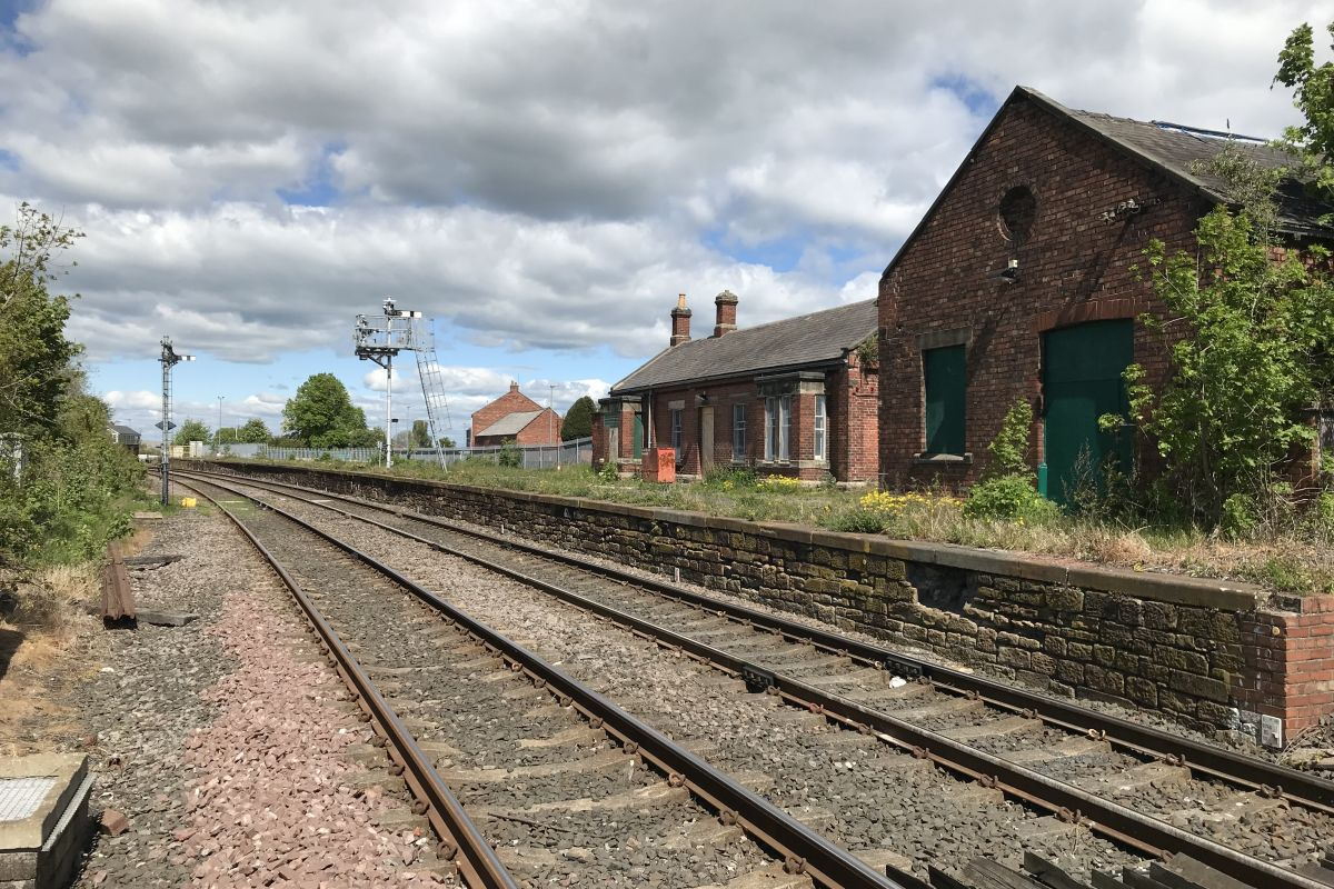 Contractor sought for £166m Northumberland rail line