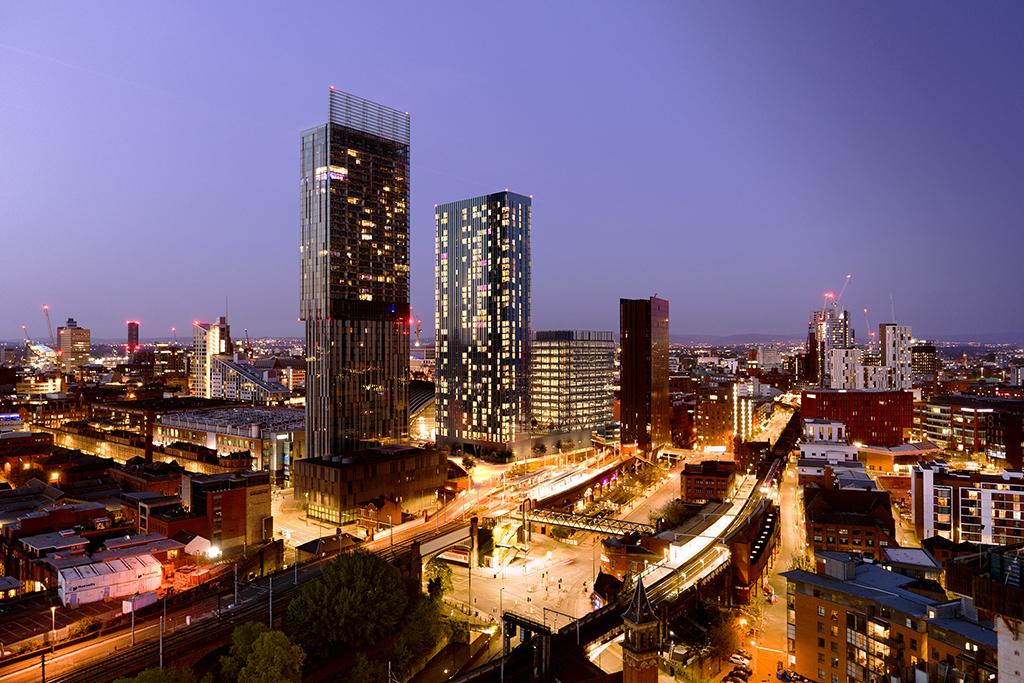 Developer quits £300m Manchester tower JV