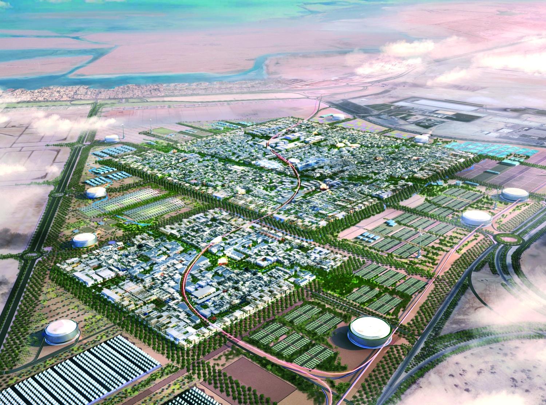 Mott MacDonald appointed lead designer for Masdar infrastructure
