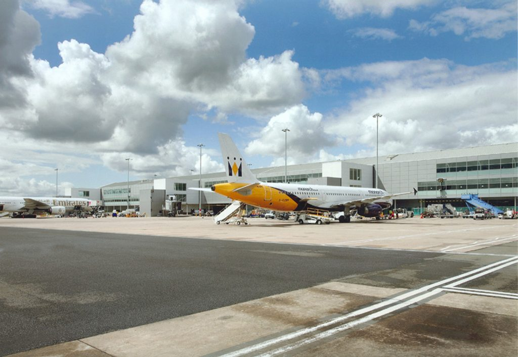 Birmingham Airport S 500m Expansion Could Need Overhaul Following Hs2 Review New Civil Engineer