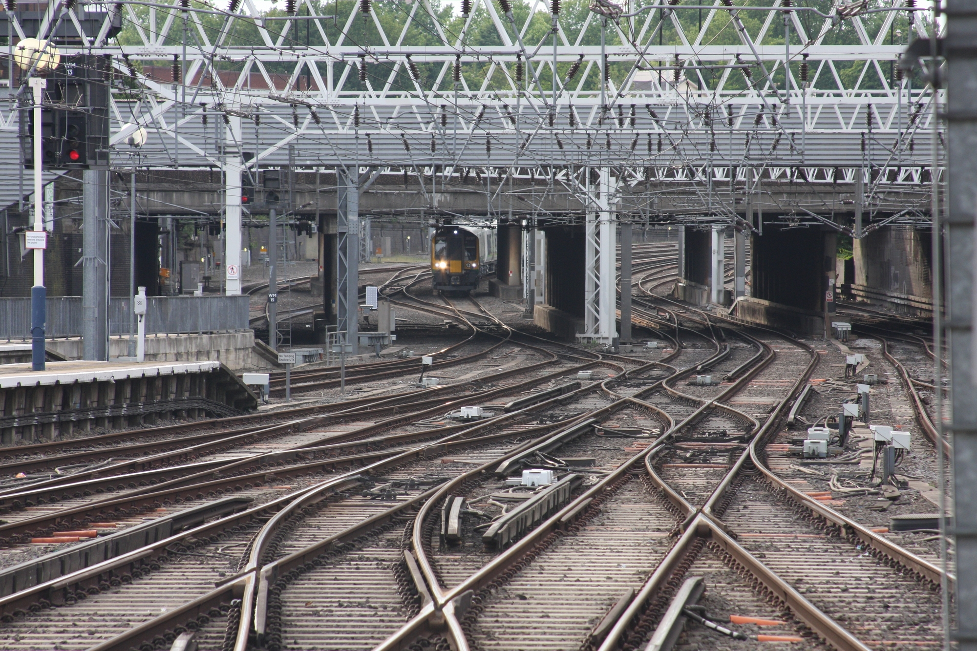 Design costs under fire from Network rail - New Civil Engineer