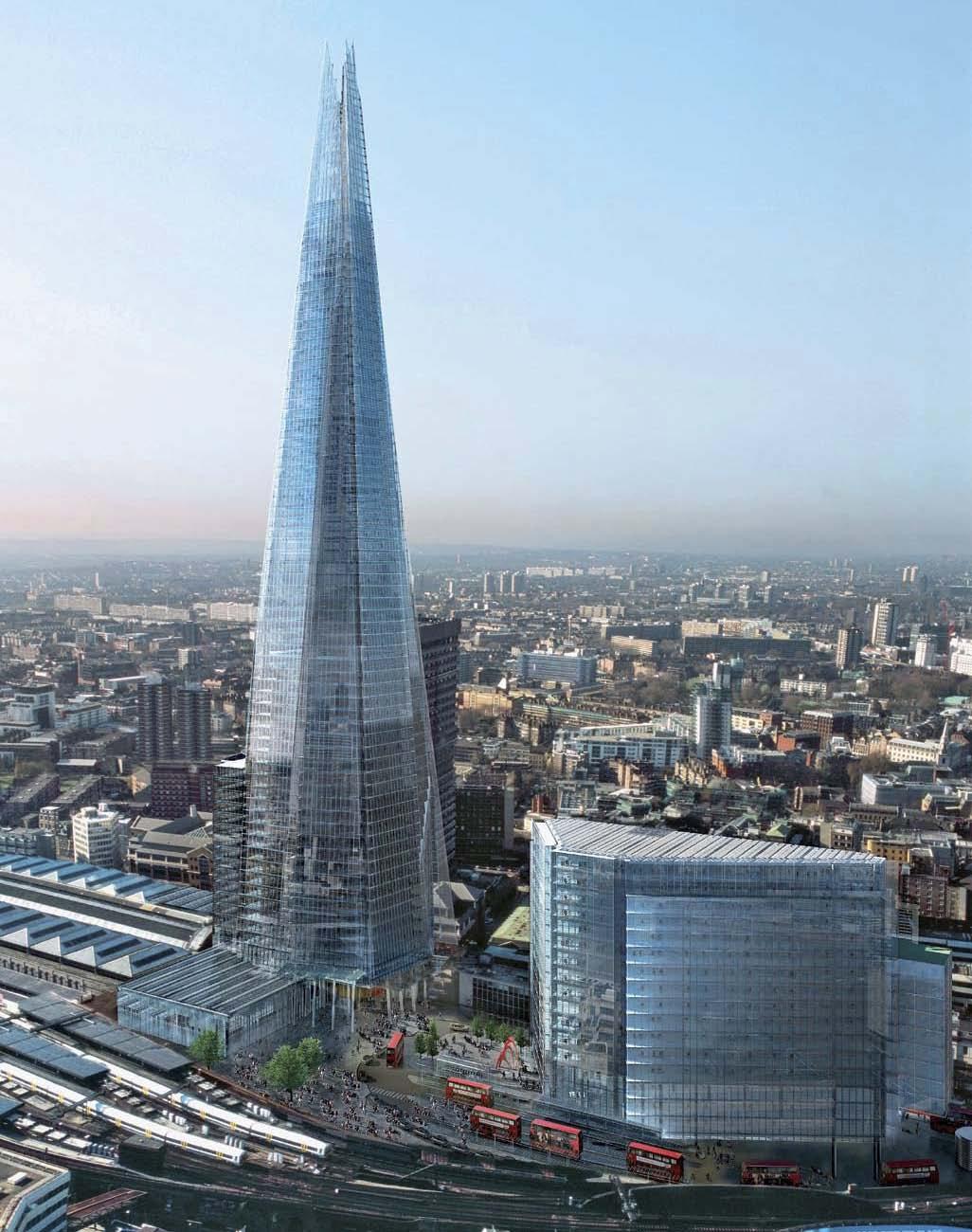 london britains tallest building - 733×932