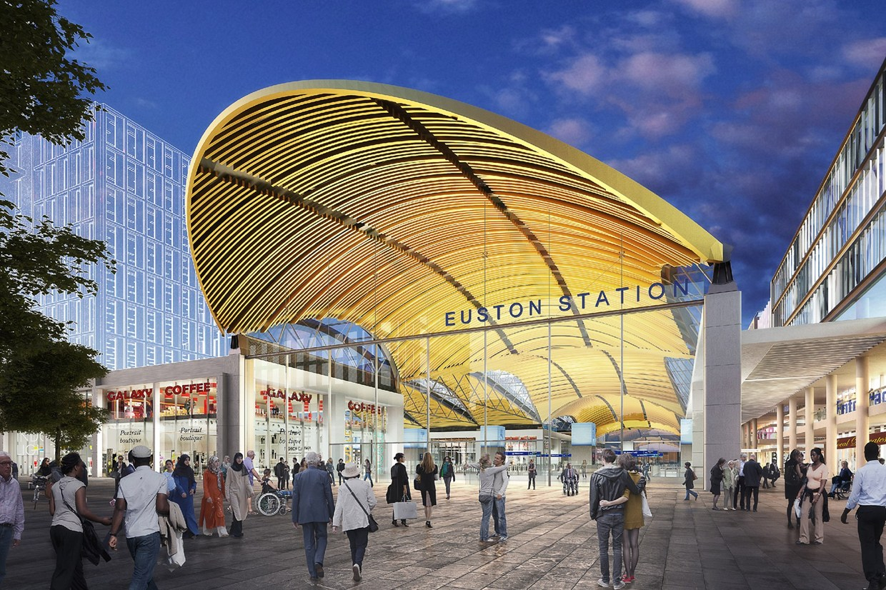 Update | Two JVs battling for HS2 London stations contracts