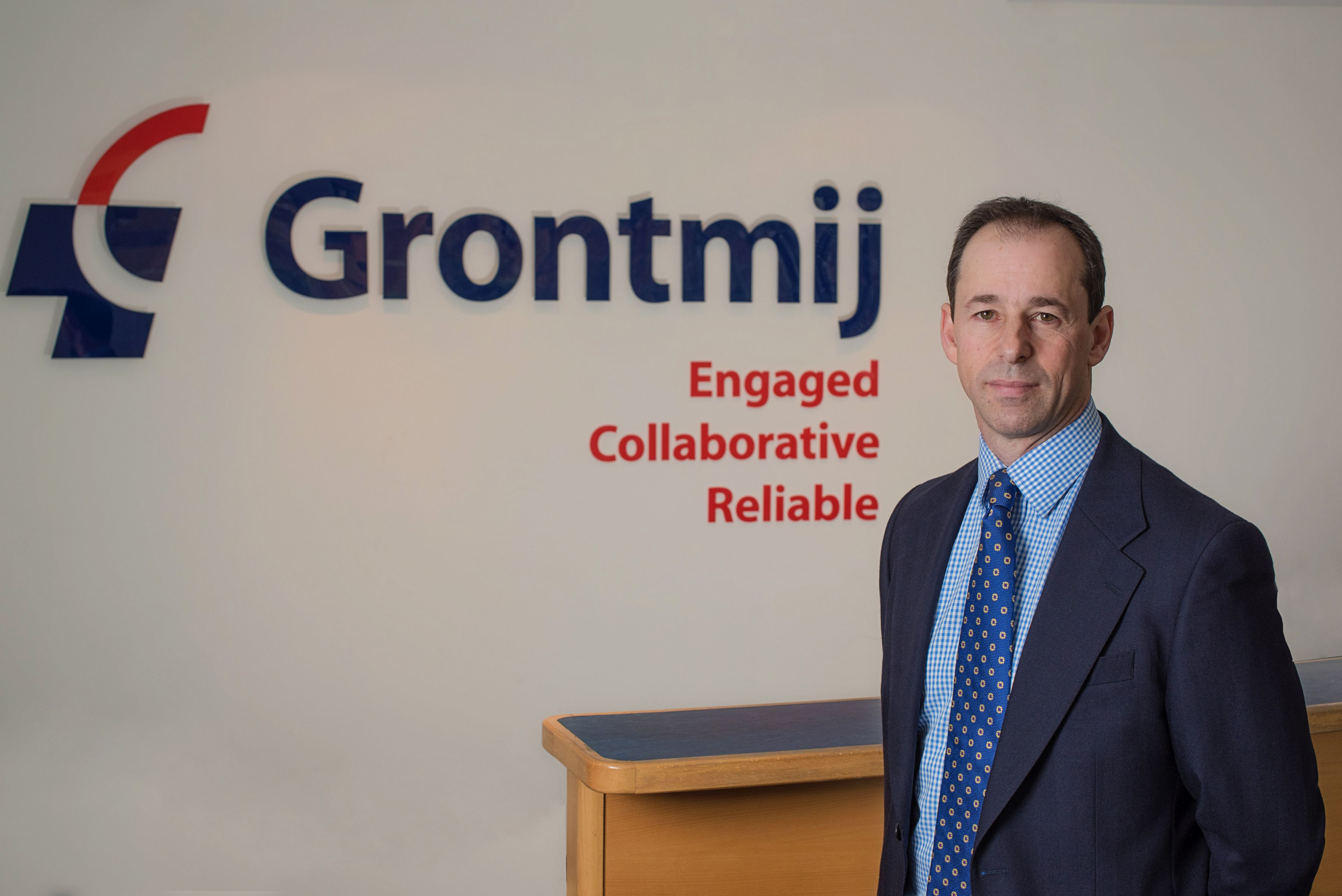 Grontmij appoints new MD - New Civil Engineer